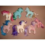 Lote Mi Pequeño Pony Vintage Envio Gratis!