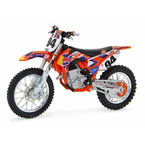 Ktm 450 Sx-f Red Bull Dirt 94 1:18 Bburago 51072-1