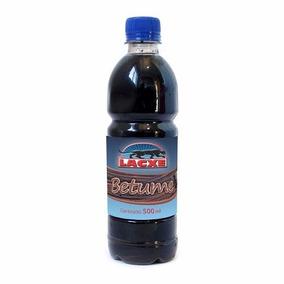 Betume Liquido 1000ml Lacxe (1 Litro) - Kit 4 Unidades
