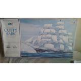 Maqueta Naval Cutty Sark Rewell Company - Barco A Escala