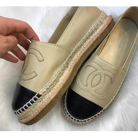 b389be7f230 ... Alpargata Chanel Inspired - Sapatos no Mercado Livre Brasil  80bfdfab1342c6 ...