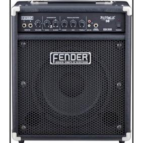 Oferta! Amplificador Fender Rumble 15 38w