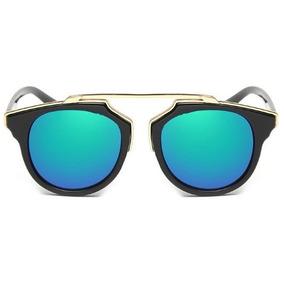 f4ffe50a8fcb2 Oculos Olho De Gato Vintage - Óculos De Sol no Mercado Livre Brasil
