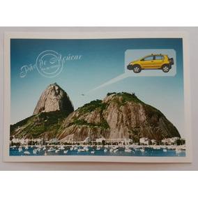 Cartão Postal - Pão De Açúcar - Rio De Janeiro - Frete R$ 7