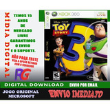 Toy Story 3 Mídia Digital 360 E One Roraima Games