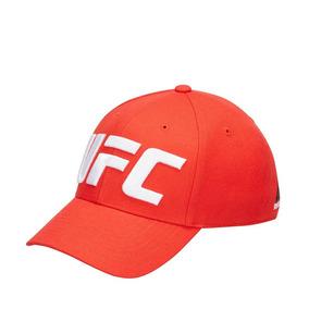 Gorra Reebok Ufc Baseball Cap Roja Unitalla Hombre 1854350 eb8245402ec