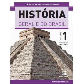 Livro História Geral E Do Brasil - 2ªed. (coleção)