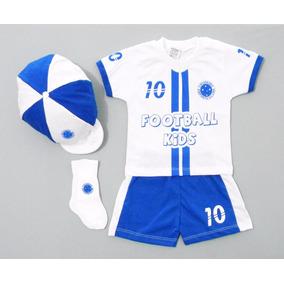 b7fd8369627c0 Conjunto Para Saida Da Maternidade Cruzeiro - Bebês no Mercado Livre ...