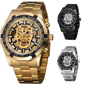 60564b6a6a52 Relojes Winner Automaticos U8049 - Joyas y Relojes en Mercado Libre ...