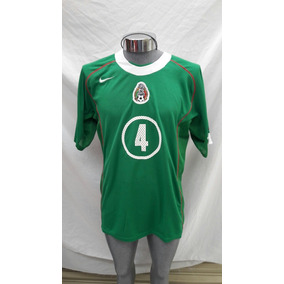Camisa Seleccion Mexicana De Rafael Marquez en Mercado Libre México c24f3f8dfd28b