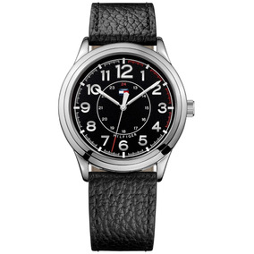 3787af509ab Relogio Genuine Leather Masculino Tommy Hilfiger - Relógio Masculino ...