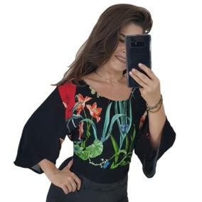 Promoção Roupas Femminias Kit 3 Ciganinhas Preço De Atacado