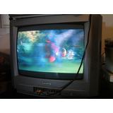 Tv 21 Sanyo Con Control X 3 Tv