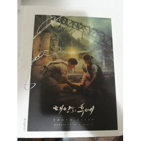 Dorama- Drama Descendants Of The Sun Livro Photo Essay