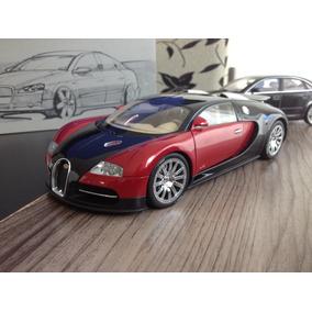 Bugatti Veyron 1/18 Auto Art Zero Na Caixa