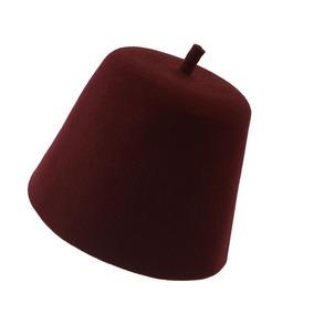 008e7522b4087 Adulto Rojo Dr. Who Shriner Turco Fez Sintió Sombrero De. RM  (Metropolitana) · Canguro Sombrero Fez Rojo Lana 100 Sombrero Marrón Burdeo.