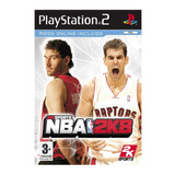 Juego Nba 2k8 Ps2 Ibushak Gaming