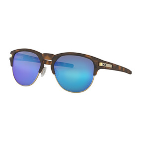 Óculos De Sol Oakley Latch Key Marrom Sapphire Polarizado f7827840d9