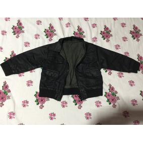 Jaqueta Infantil Jeans Marca Look