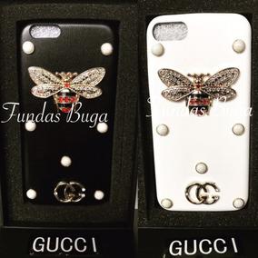 Funda Iphone 7 8 Plus Gucci Queen Gg Case Protector
