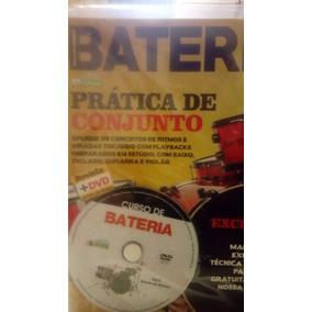 Revista Musical Bateria Pratica De Conjunto