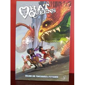 Hq Rat Queens - Vol. 1: Pancadaria E Feitiçaria