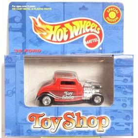 Hot Wheels Ford 32 Edição Especial Toyshop 1:64