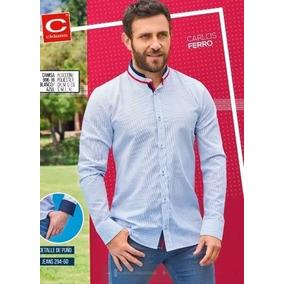 Camisa Manga Larga P/caballero Cklass 996-16 Pv-19