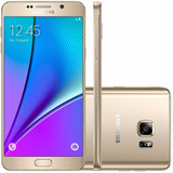 Samsung Galaxy Note 5 N920 16mp 4g 32gb- Não Funciona Caneta