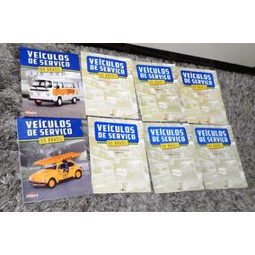 Fascículos Veículos De Serviço Do Brasil (unidade)