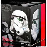 Star Wars The Black Series Imperial Stormtrooper Casco - Nue