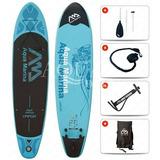 Paddle Board Inflable Aqua Marina Vapor Bote Deporte
