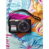 Camara Nikon Coolpix Mod S3100 14 Mpx Usada