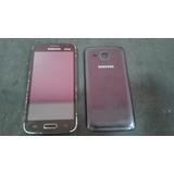 Smartphone Samsung S3 Slim G3812b - Não Liga/touch Soltando