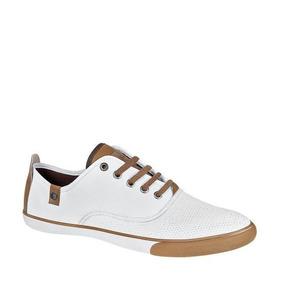 Tenis Casual Pepe Jeans Bonn D120474 Blanco Envio Gratis Msi