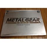 Metal Gear Solid Ps1 Premium Package Playstation Japan