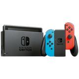 Nintendo Switch Neon Blue & Red