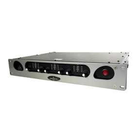 Amplificador Power Systems 220v P-2.5 6ch 417w Rms 2 Ohms