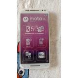 Moto X Style-xt1572-32gb Com Defeito Na Tela Falhando