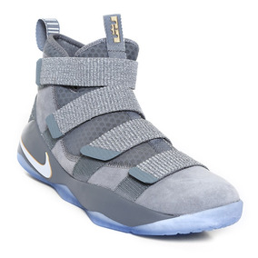 Lebron Soldier Xi (cool Gray)
