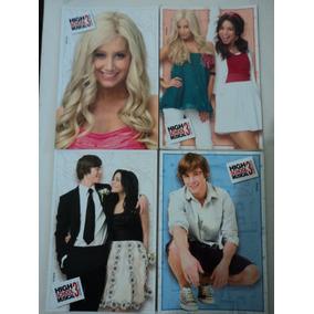 Foto Cards-high School Musical 3:lote Com 37 Cards:disney