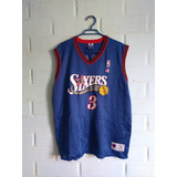Camiseta Philadelphia Sixers (nba), Champion. Allen Iverson