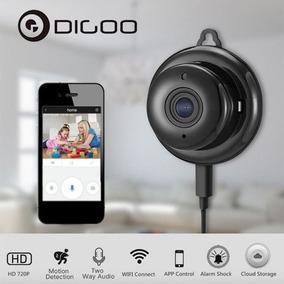 Mini Câmera Ip Dg Digoo-myq Storage 2.1mm 720p Wifi