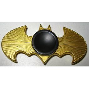 Mini Fidger Spinner Metalico Dc Batman Great Eastern Entert.