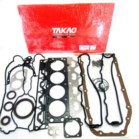 Kit Juntas Takao Motor Fiat Stilo 1.8 16v Aço Com Retentores