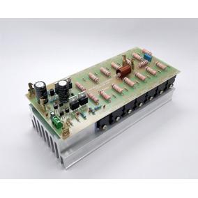 Placa Montada Com Dissipador Amplificador 1000w Rms 2 Ohms