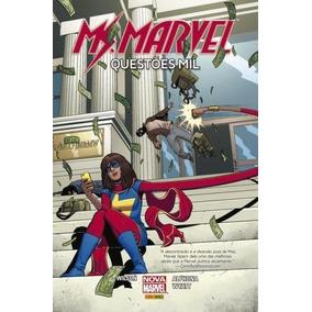 Hq - Ms. Marvel - Questões Mil - Completo Em Pdf