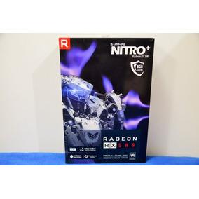 Tarjeta De Video Sapphire Rx 580 Nitro+ 8gb Ddr5