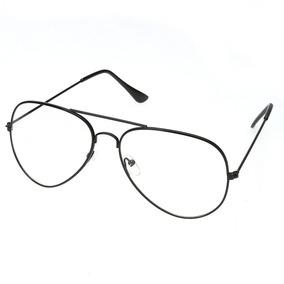 b0a35320be1ce Armacao De Oculos De Grau Masculina Aviador - Óculos Armações no ...