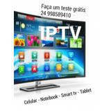 Pacote Com Mais De 7 Mil Canais De Tv: 1 Mês De Assinatura